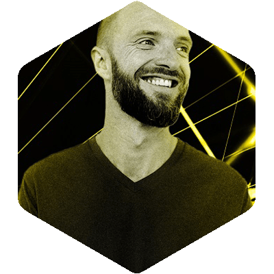 josh-brewer-devops2018-helsinki-speaker-hexagon