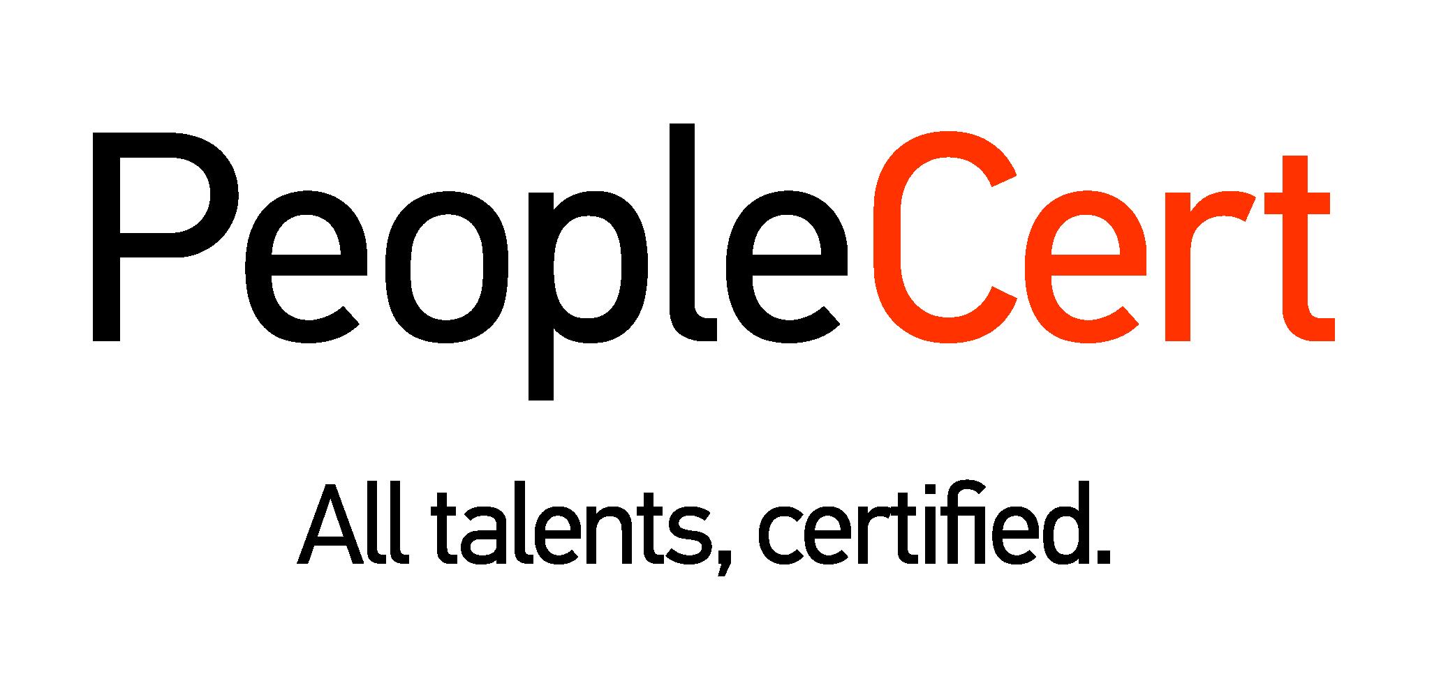 PeopleCert logo